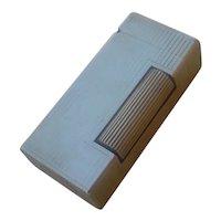 Dunhill 14K Gold Lighter. Lighter fluid Type w/Wick