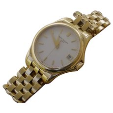 Patek Philippe Calatrava 5127/1J 18K Gold Case & Bracelet, Automatic Movement 29 Jewels