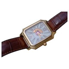 Perrelet 18K Gold Rectangle Royale, Limited Edition 03/30