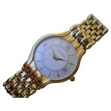 Concord Veneto 18K Gold Case & Bracelet.