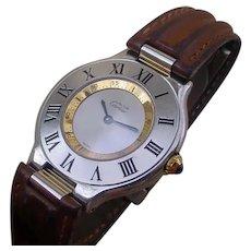 must de Cartier 21, Model 1330