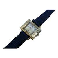 Unusual Vintage Corum Ladies 18K gold Watch.