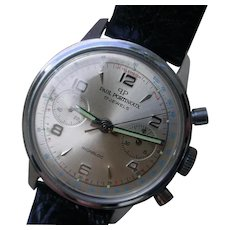 Vintage Paul Portinoux Chronograph From Time Capsule