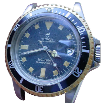 Vintage Rolex/Tudor Submariner 94110 From Early 1980.
