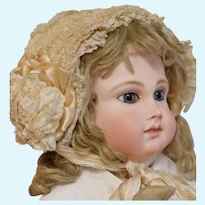 Stunning Early Rare French Schmitt et Fils Bebe with Gorgeous Face
