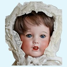 Stunning Antique French Character Toddler Doll by SFBJ 251