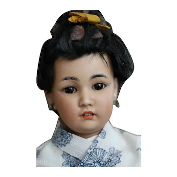 """Fabulous  Asian 1329 Lady in Excellent  Condition 15"""""""