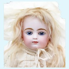 """Fabulous Antique French Doll by Francois Gaultier Block letter size 6/ 15 """""""