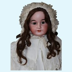"""33 """" Outstanding antique doll by Gebruder Kuhnlenz 44-34"""