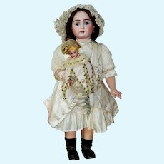 "27,5 "" Fabulous Simply Jullien Bebe originally dressed with Marotte"