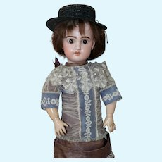 Fabulous Antique French Doll by Jumeau 6