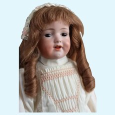 """21"""" Adorable Antique Armand Marseille 590 Character  Doll"""