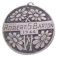 05 - 1944 Memorial Coin - Silver Egyptian Coin