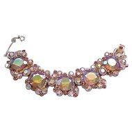 Incredible Juliana Aurora Borealis Bracelet - Huge