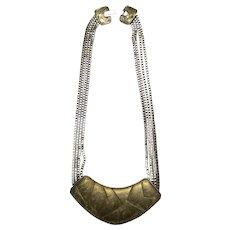 Chic Kunio Matsumoto Trifari Necklace