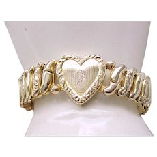 Beautiful LaMode Sweetheart Expansion Bracelet