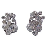Sparkling Juliana Diamante Rhinestone Earrings