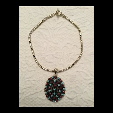 09 - Charles Albert Pendant Necklace