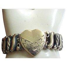 Lovely Sweetheart Expansion Bracelet - Carmen DFB Co.