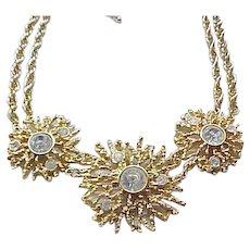 KJL for Avon Regal Riches Necklace, Earrings