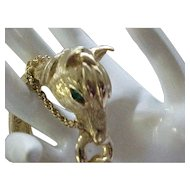 Marvelous Castlecliff Horse Bracelet