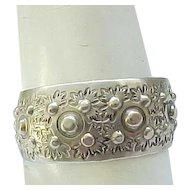 F.E. Taylor Aluminum Bracelet - Seminole