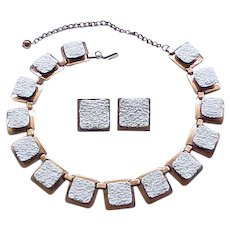 Iconic Matisse California Dreamin'  Copper Necklace,  Earrings