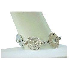 Most Fun Sterling Bracelet Ever!!