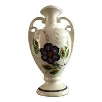 Blue Ridge Vanity Fair China Vase - Southern Potteries