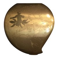 10 - Elgin American Powder Compact - I Love You, Cupid