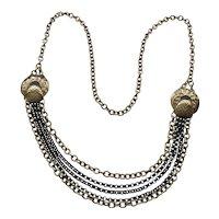 Outstanding Marcella Salz Necklace for Trifari