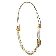 Chic Kunio Matsumoto Necklace for Trifari