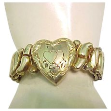 Exceptional Sweetheart Expansion Bracelet - Phoenix Speidel