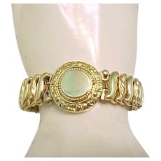 Sweetheart Expansion Bracelet Round Center Carmen DFB