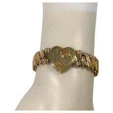 Marathon Sweetheart Expansion Bracelet - Rose Gold