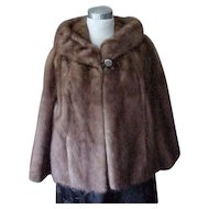 Fab Emba Mink Jacket Light Brown