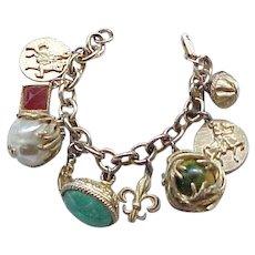 Napier Charm Bracelet - Asian Inspired