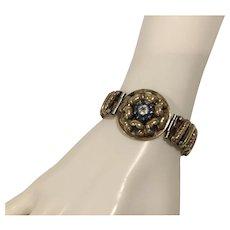 Lustern Sweetheart Expansion Bracelet - GF over Sterling