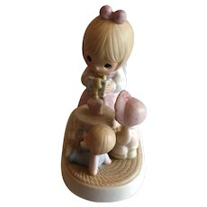 2000 May Your Birthday Be a Blessing E2826-Enesco Precious Moments figurines