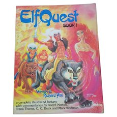 ElfQuest Book 1 by Wendy & Richard Pini