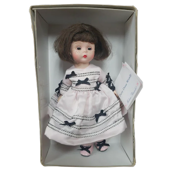 Madame Alexander Party Dress Wendy Doll 8 inches 2004