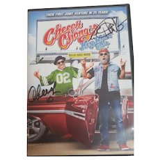 Cheech & Chong's Hey Watch This Autographed CD