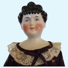 Very rare Conta Boehme China Doll