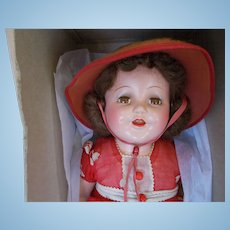 "Super RARE Composition Arranbee ""Nanette"" Mint in Box"