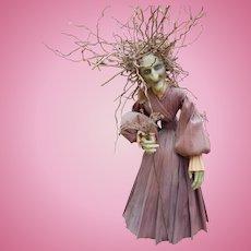 Wonderful Artist Wax Witch