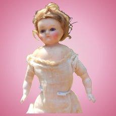 Precious Tiny Wax Over Little Lady