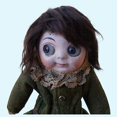 Tiny All Original Mask Face Googly