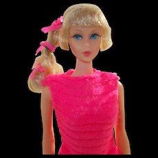 Vintage Talking Barbie Head on a non talking body