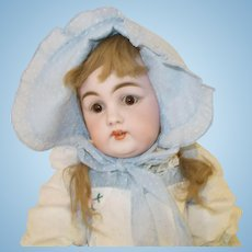 Seldom Found Antique Kestner #156 Girl