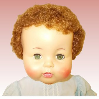 Vintage Very Hard to Find Dryper Baby from the Play Pal Family
